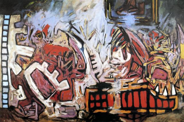 , 'Symphony no5 opus 47,' 1981, October Gallery