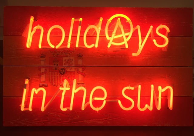 , 'Holidays in the Sun ,' 2016, Imitate Modern