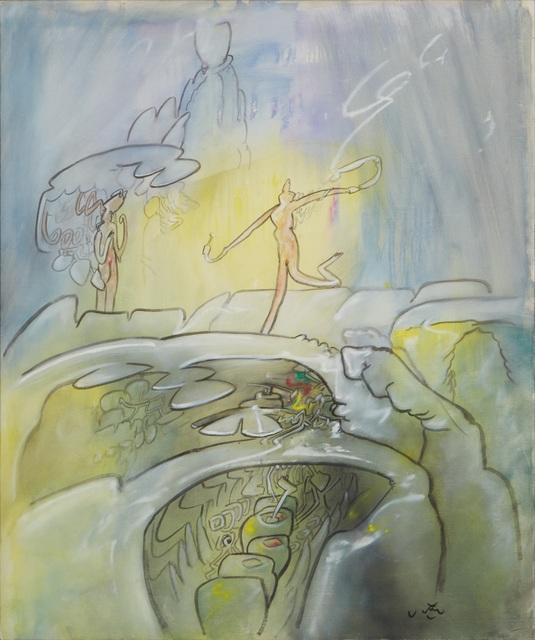 , 'Voir L'Intelligence,' 1973, Omer Tiroche Gallery