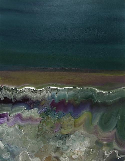 , 'Canada Violet Sea,' 2009, Kathryn Markel Fine Arts