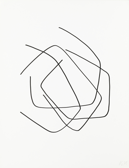 , '75/041,' 1975, Aurel Scheibler