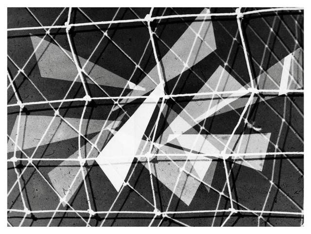 , 'Arabescos em Branco,' 1950, Galeria da Gávea