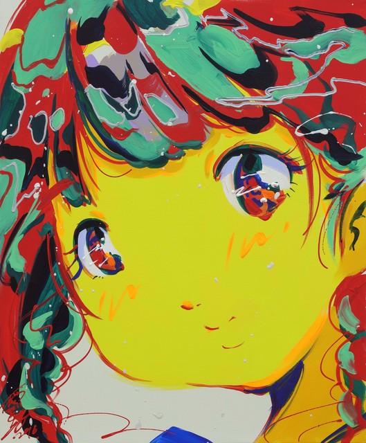 Kato Ai, 'live painting 1', 2018, Mizuma Art Gallery