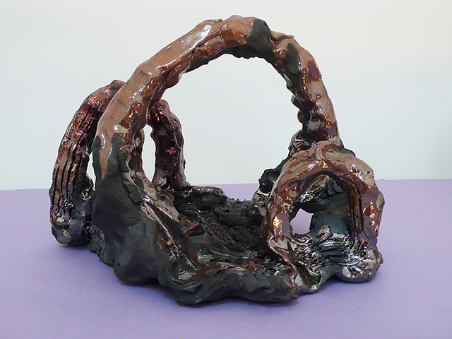 Anna Sew Hoy, 'Psychic Grotto IV', 2013, VARIOUS SMALL FIRES