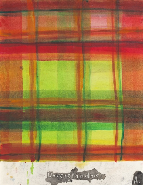 , 'Unverständnis, St Paul #276 ,' 2012, Patrick Heide Contemporary