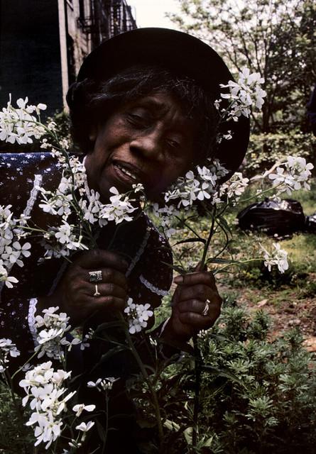 , 'Elizabeth Smoaks, Spanish Harlem, NY ,' 1989, Galerie Bene Taschen