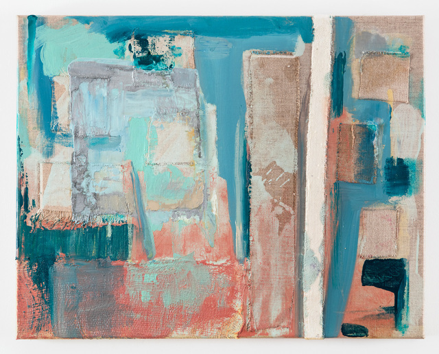 Molly Herman, 'Oxidation Blues', 2019, The Painting Center