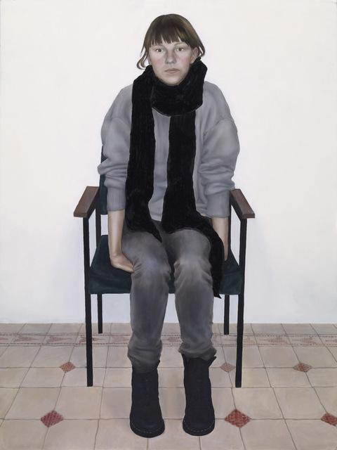 , 'Saskia,' 2011, Aki Gallery