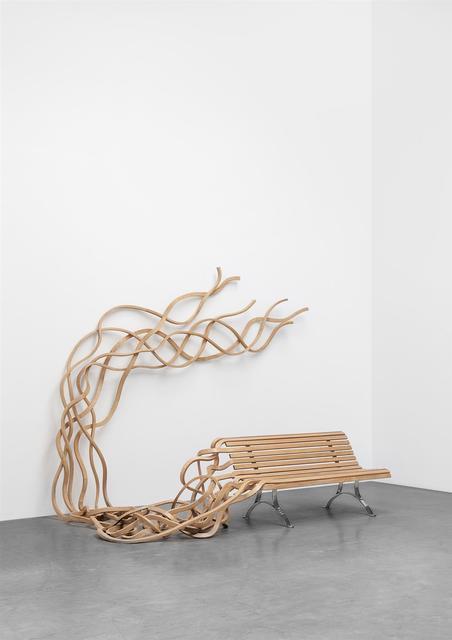 Pablo Reinoso, 'Spaghetti Bale', 2008, Design/Decorative Art, Wood and Steel, Carpenters Workshop Gallery