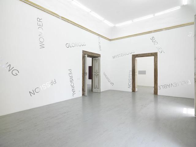 , 'Wall piece,' 2014, Alfonso Artiaco
