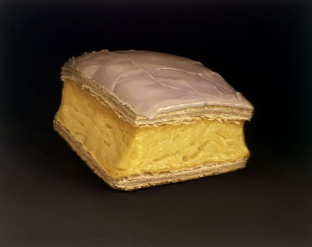 , 'Custard Slice,' 2001, Allan Stone Projects