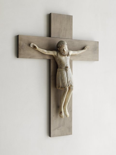 , 'Crucifix,' Second half of 12th century, Kolumba Kunstmuseum