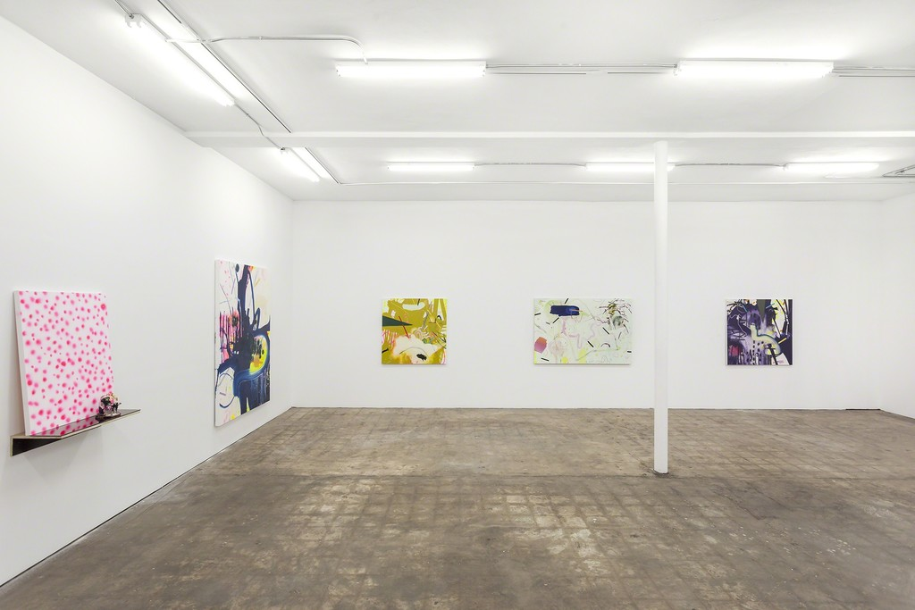 Whenever Forever, Jennifer Lefort, Installation shot