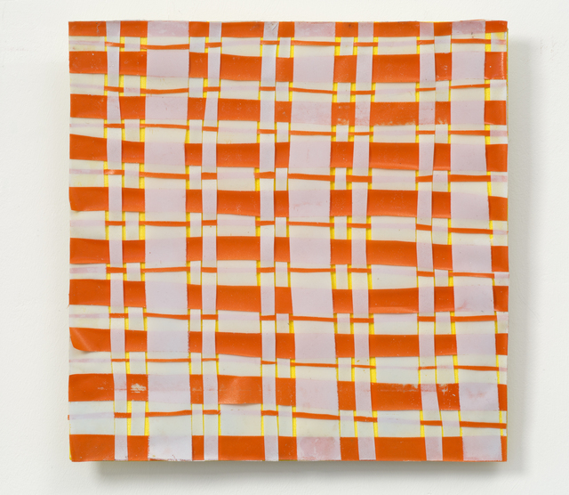 , 'Weaving Painting,' 2015, Laure Genillard
