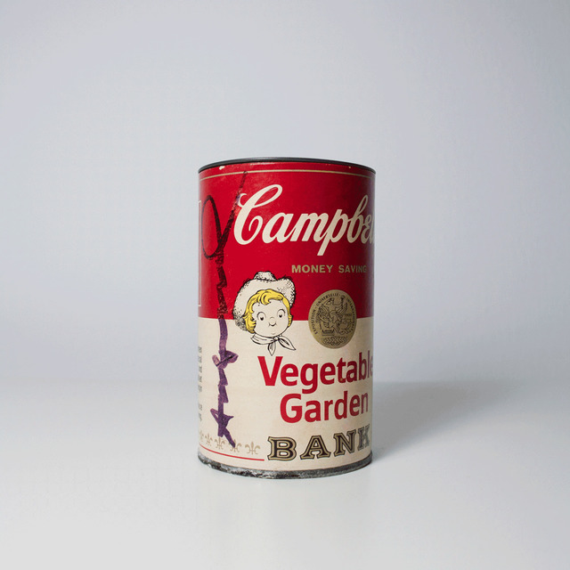 Andy Warhol, 'Campbell's Soup Can Bank (Vegetable Garden)', ca. 1977, MLTPL