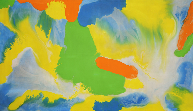 Ron Robertson-Swann, 'Tamarama', 1974, Painting, Acrylic on canvas, Charles Nodrum Gallery