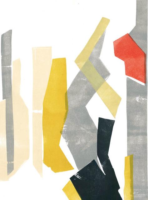 , 'Untitled Wood Cut 1,' , Chicago Art Source