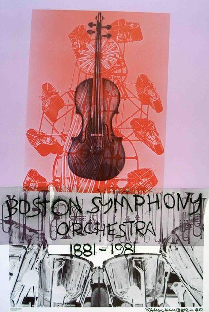 , 'Boston Symphony Orchestra,' 1981, ArtWise