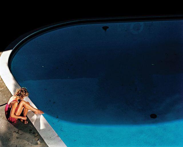 David Drebin, 'Trisha by the Pool', 2003, Galerie de Bellefeuille