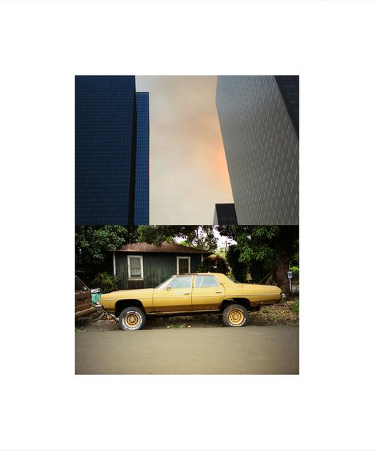 , 'Twin Infinitive 10776,' 2012, Galerie Julian Sander