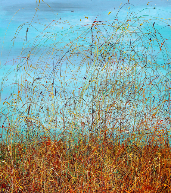 , 'Redwings Call,' , Peninsula Gallery