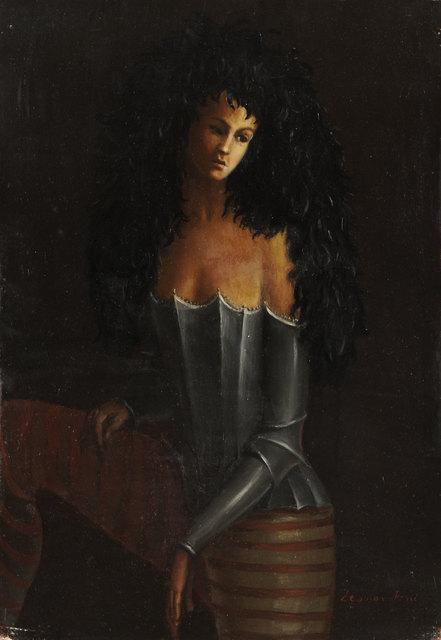 , 'Femme costumee (Femme en armure),' ca. 1938, Weinstein Gallery