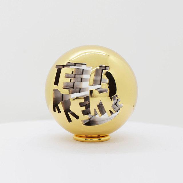 Bernard Quentin, 'TERRE (Earth) – GOLD', 2019, Sculpture, Cast metal, Galerie Loft