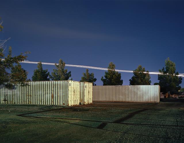 , 'Landings McCarren International Las Vegas Runway 25R,' 2006, Kopeikin Gallery