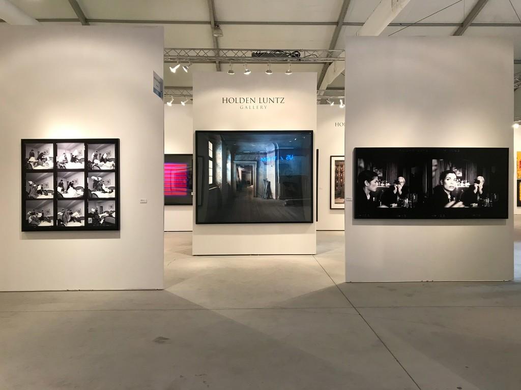 Holden Luntz Gallery, Art Miami 2018 Harry Benson, Garry Fabian Miller, Massimo Listri