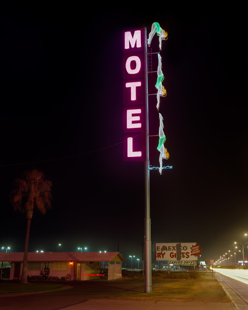 , 'Starlight Motel, Mesa Arizona,' 1980/2012, Robert Koch Gallery