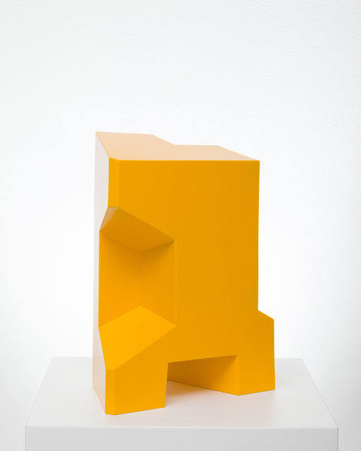 , 'Trimetric Yellow,' 2016, Piermarq