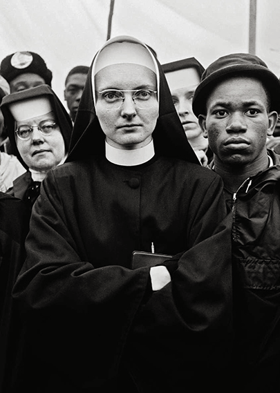 , 'Nuns at the March, Selma,' 1965, Fahey/Klein Gallery