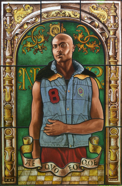 , 'Arms of Nicolas Ruterius, Bishop of Arras,' 2014, Brooklyn Museum