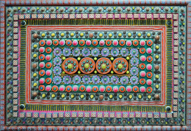, 'Byzantine Series #23,' , Anita Shapolsky Gallery