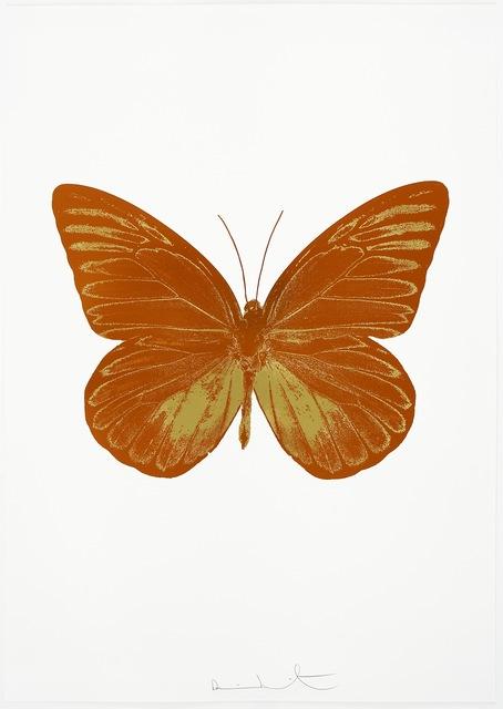 , 'The Souls I - Prairie Copper/Oriental Gold ,' 2010, Paul Stolper Gallery