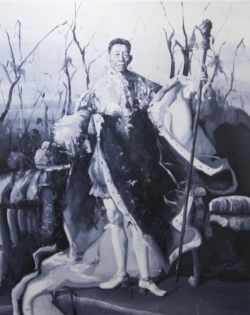, 'Fusasaki XV,' 2015, Galerie Hervé Lancelin