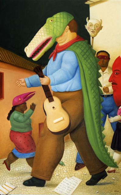 , 'Carnival,' 2016, Gary Nader