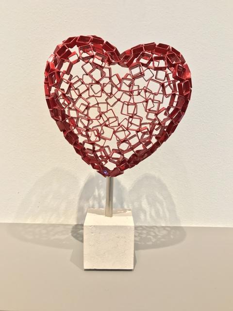 , 'Diamond Love (red),' 2017, New Gallery of Modern Art