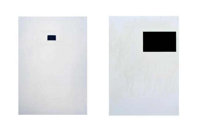 Ioannis Lassithiotakis, 'The third eye', 2019, Painting, Tempera on paper, Alfa Gallery