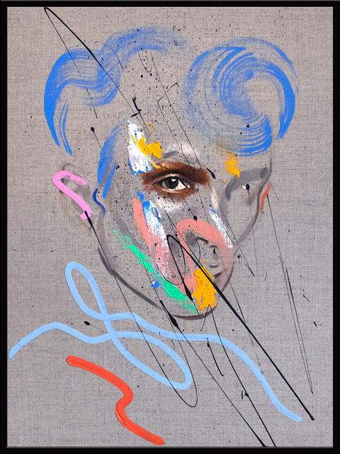 Loribelle Spirovski, 'Homme No. 220', 2021, Painting, Oil on Linen, ARCADIA CONTEMPORARY