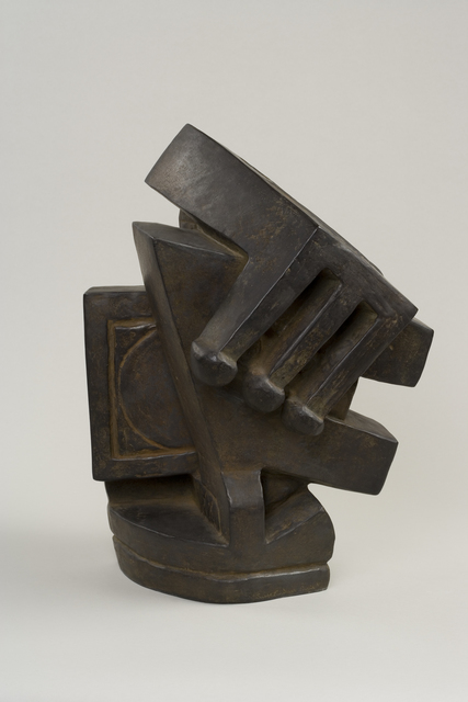 , 'Composition (dite cubiste II) [Composition or Cubist II] ,' ca. 1927, Musée Picasso Paris