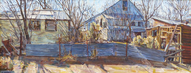 , 'Early Spring,' , Stremmel Gallery