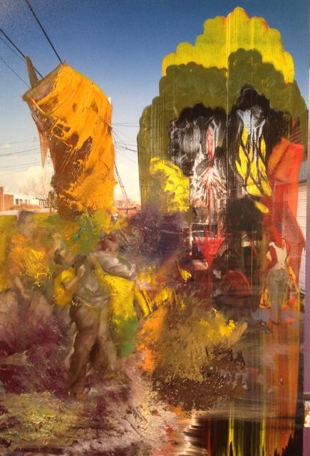 ", '""Summer Party"",' , Adah Rose Gallery"
