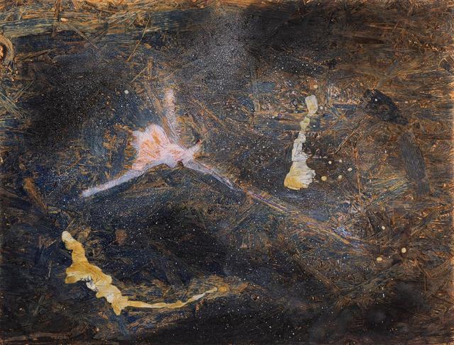 Bernardo Montoya, 'Ghost # 34777, Agujero negro , de acuerdo con las leyes de probabilidad, Instituto Arte y Maravillas, 2019', 2019, Salón Comunal
