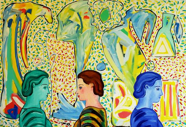 , 'Muñecas rusas,' ca. 2009, Fontanar Art Editions
