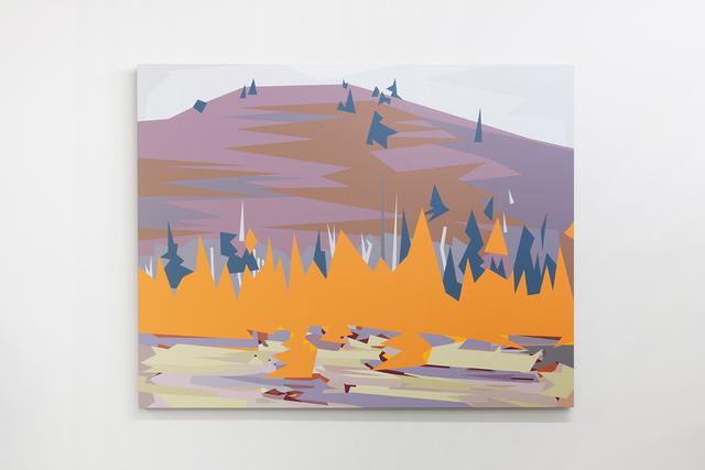 Douglas Coupland, 'Thomson Tamarack', 2016, Daniel Faria Gallery