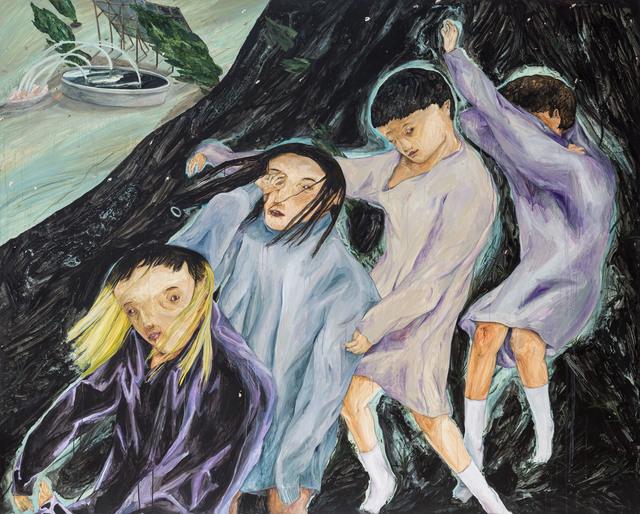 , 'The Black Wind,' 2017, Yiri Arts