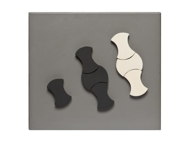 , 'Tavola magnetica a elementi componibili ,' 1959, Cortesi Gallery
