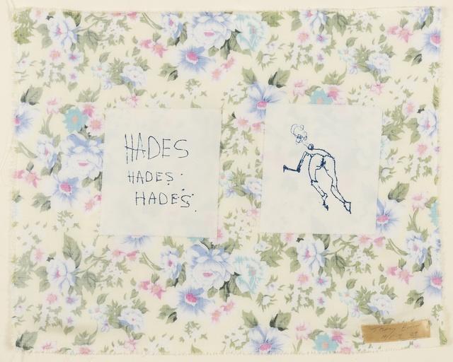 Tracey Emin, 'Hades Hades Hades', 2009, Forum Auctions