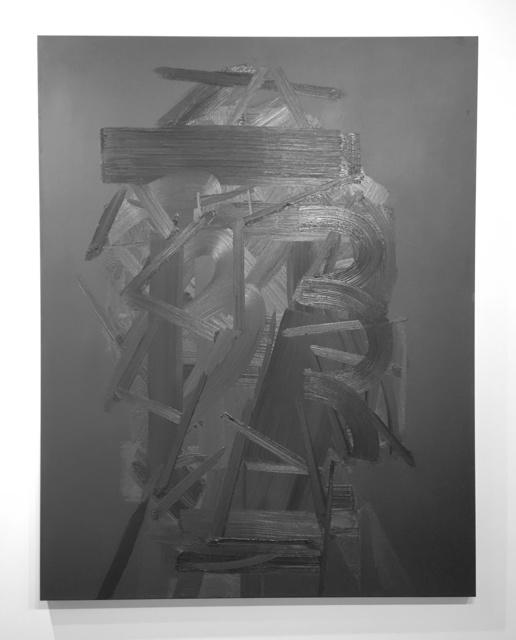 , 'Grey,' 2017, Luis De Jesus Los Angeles